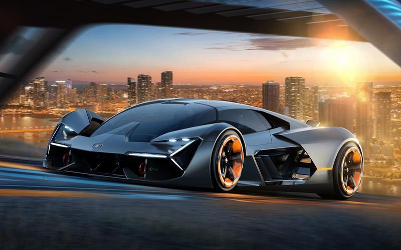 What about Lamborghini?
