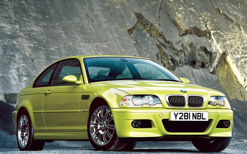BMW M3 E46 (2000)