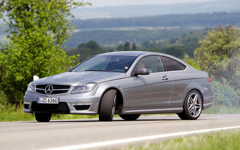 Mercedes-Benz C63 AMG Coupe (2011-2015)