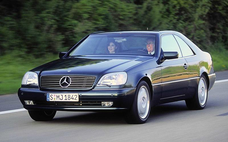 Mercedes-Benz CL – from £5000