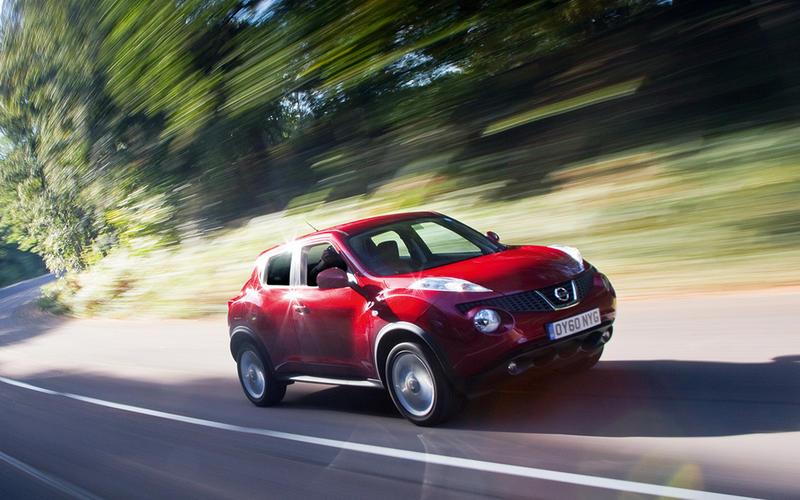 Nissan Juke (2011-NOW)