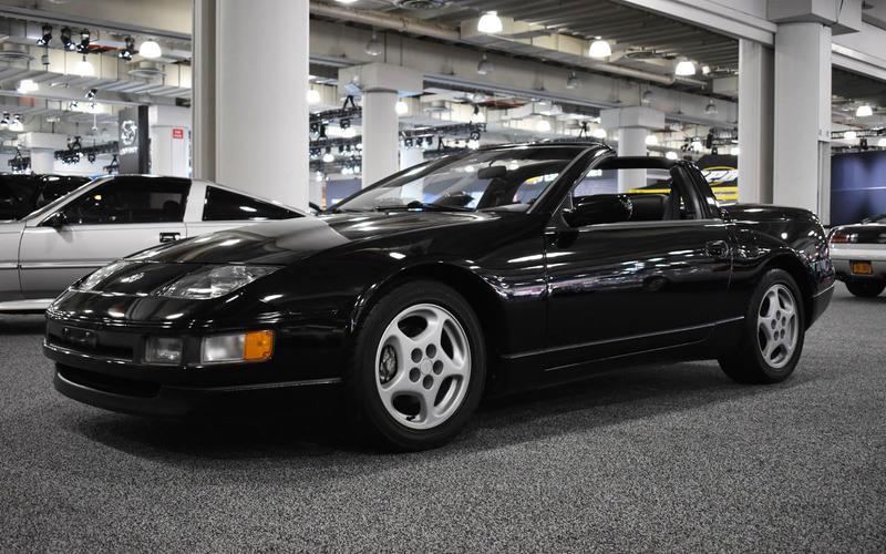 Nissan 300ZX Convertible (1992)