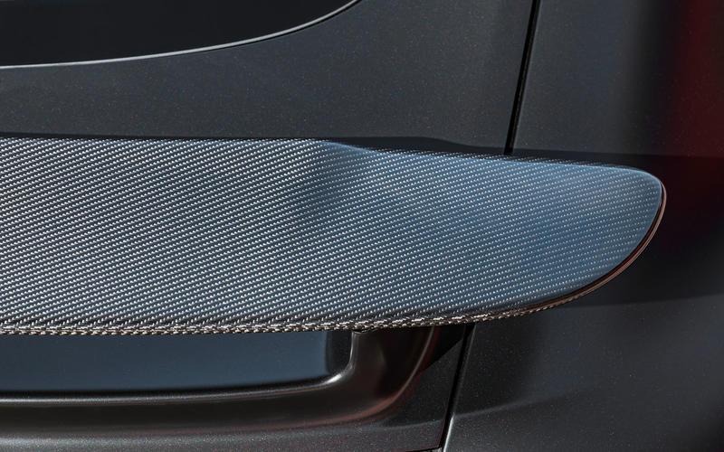 Mercedes-AMG GT carbon fibre