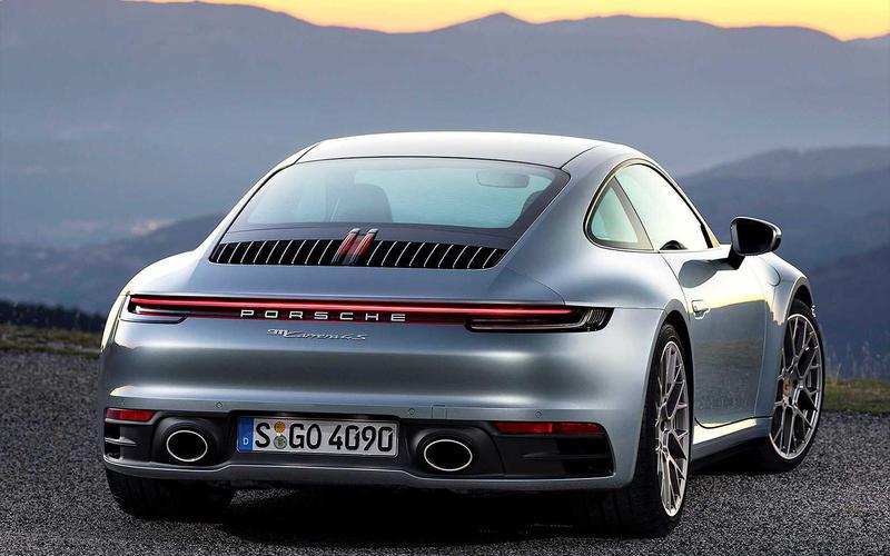 18. Porsche 911 (2020)