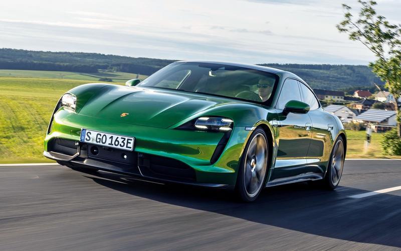 Porsche Taycan (2019)