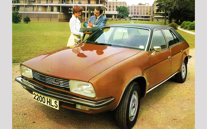 Leyland Princess (1975)