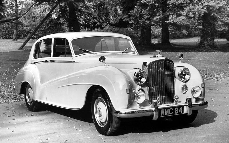 Bentley R-Type (1952)