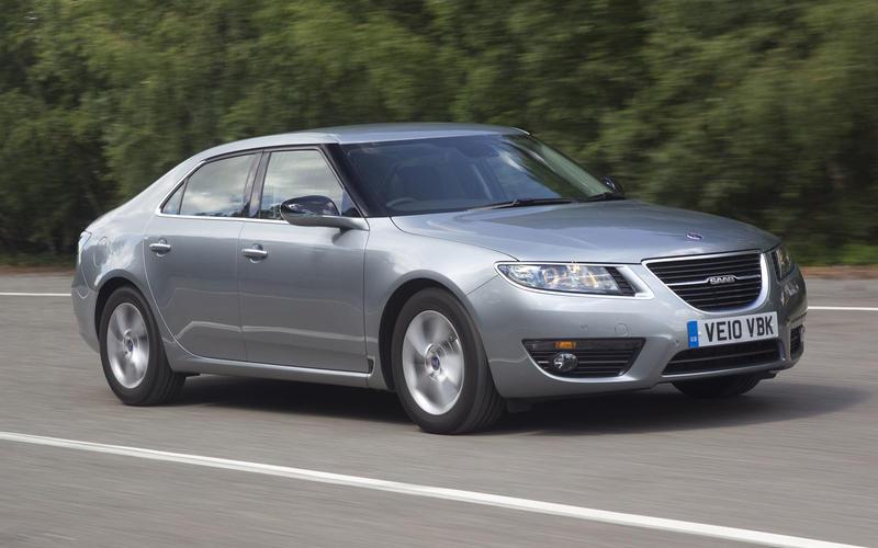 Saab 9-5 - 2010