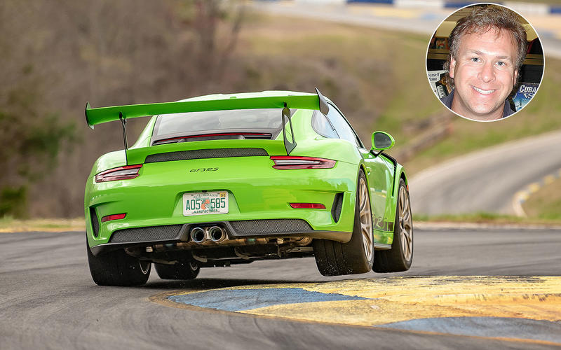 Phil Schiller - Porsche 911 GT3 RS