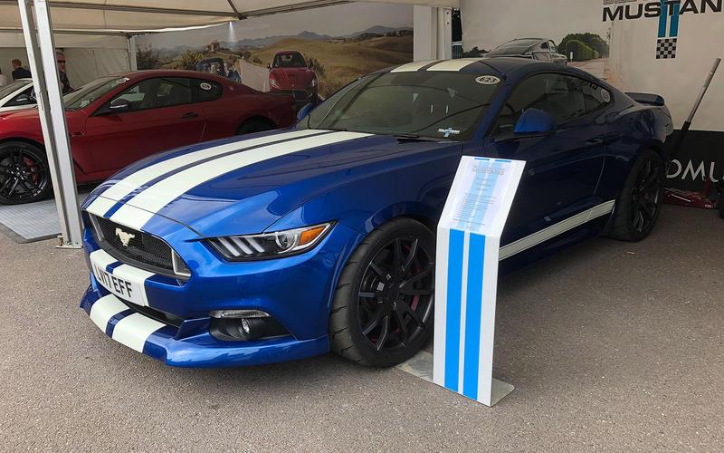 Shelby Mustang Super Snake