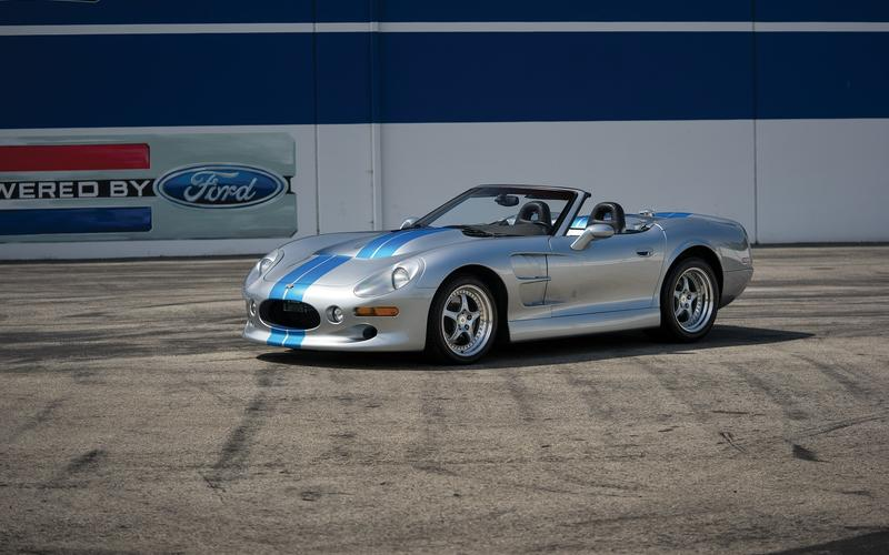 The Shelby Series 1 (1997)