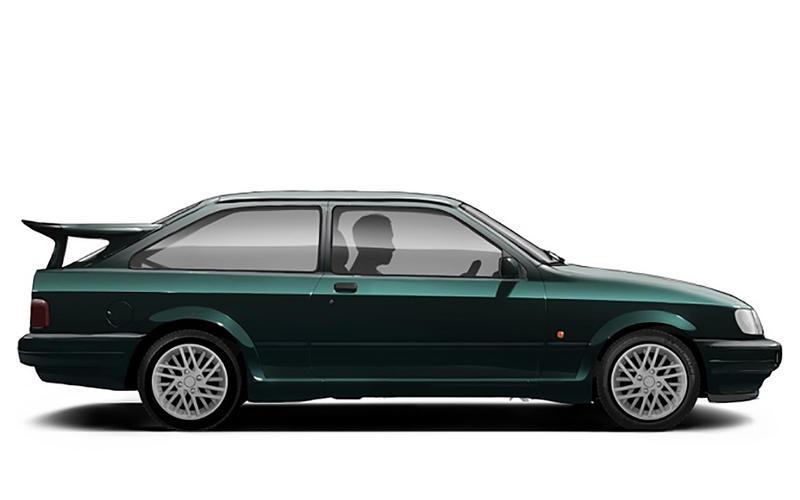 Sierra Cosworth three-door
