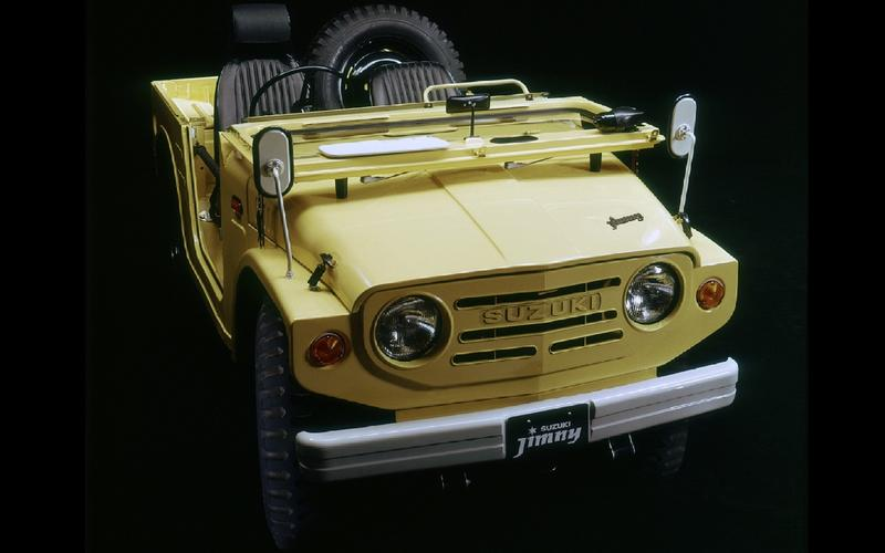 Suzuki Jimny (1972)