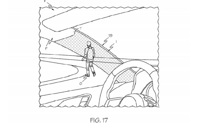 Toyota's invisible roof pillars (2017)