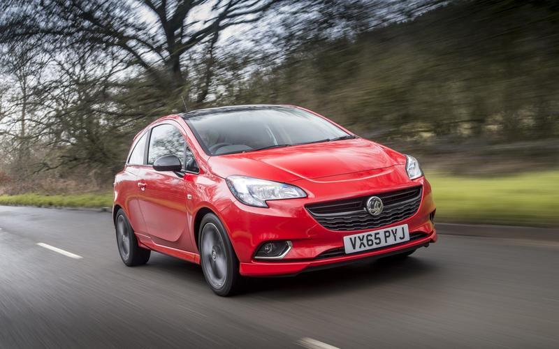 Vauxhall Corsa – Eisenach, Germany; Zaragoza, Spain – 52,915 units sold in 2018