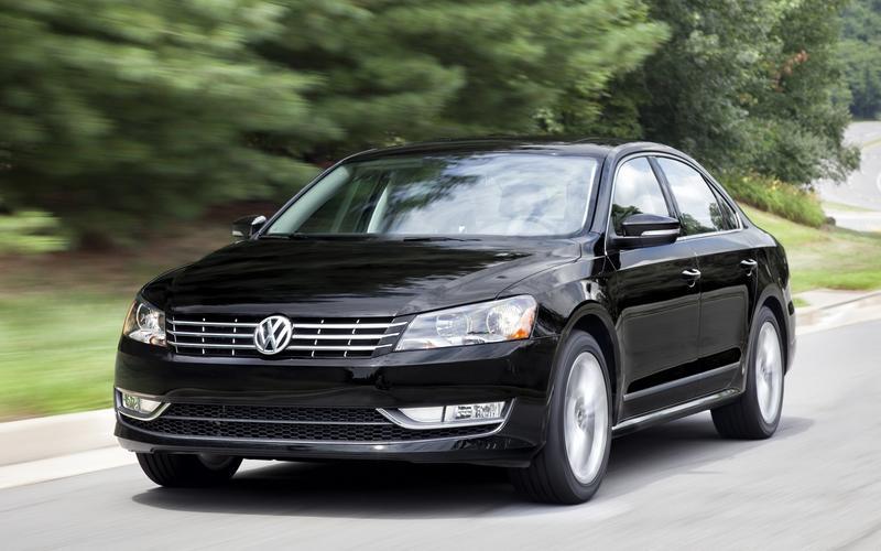 Volkswagen Passat (2011)