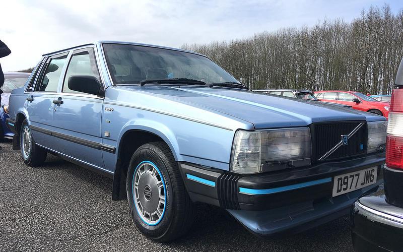Volvo 740 GLE (1986)