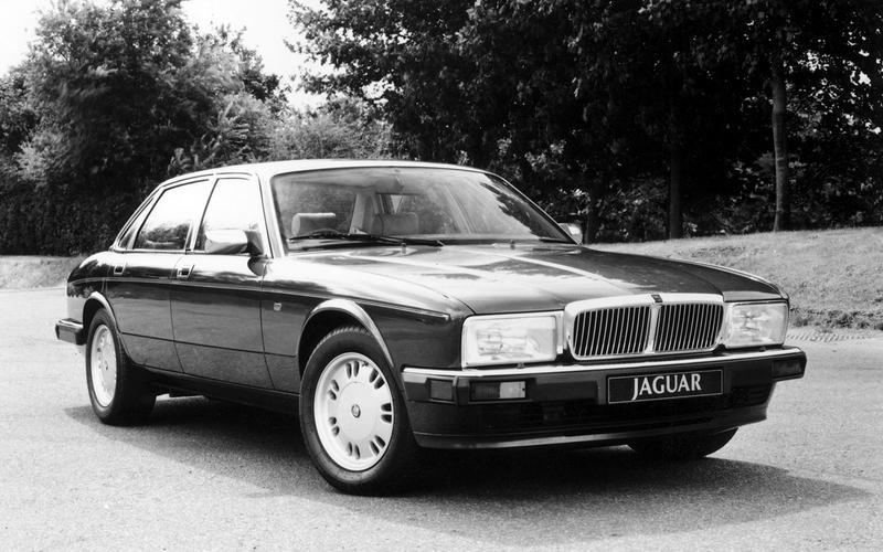Jaguar XJ6 4.0 (1989)