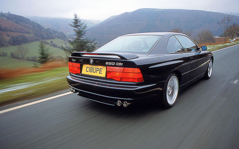 BMW 8 Series (1990-1999)