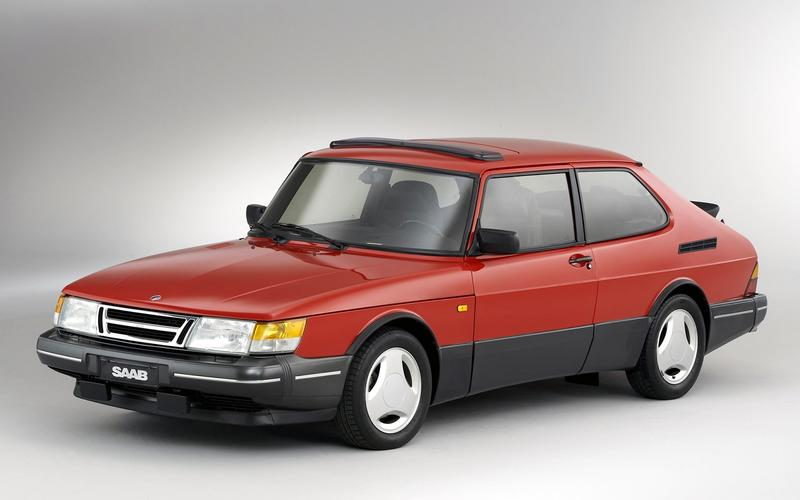 Saab 900 SPG (1985)