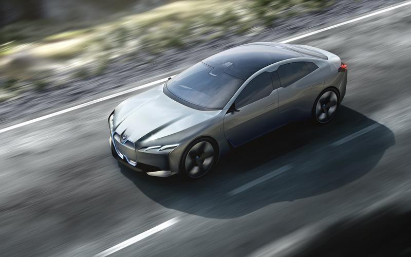 BMW i Vision Dynamics (2021)