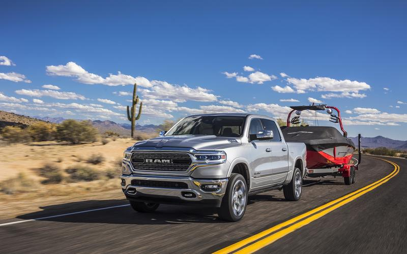 3. Ram pickup – Warren, Michigan; Sterling Heights, Michigan; Saltillo, Mexico – 500,723 units sold