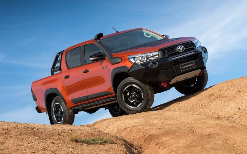 Australia: Toyota Hilux – 51,705 vehicles sold