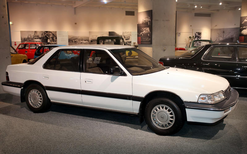 Delectable delights of the official Honda museum | Autocar