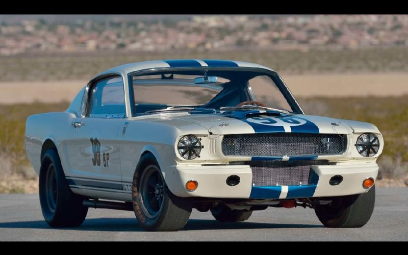 One to watch: 1965 Shelby GT350 R prototype (2020)