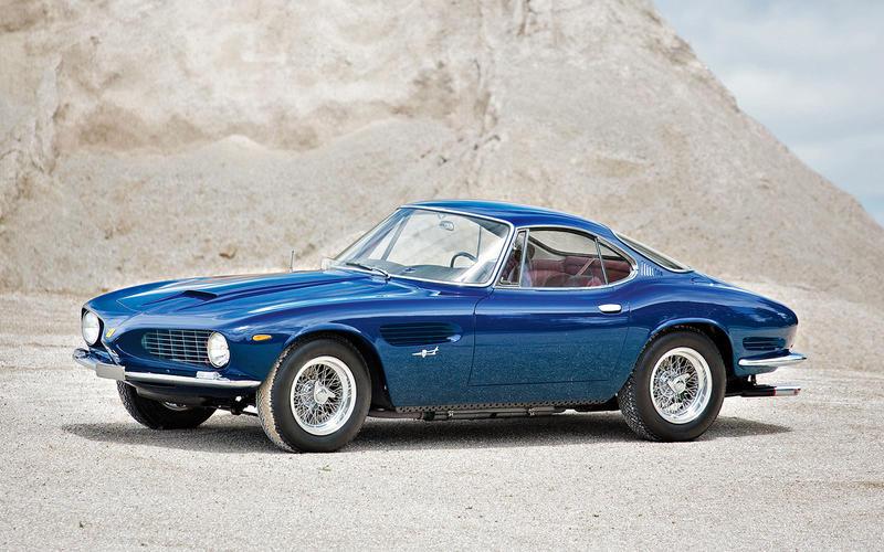 1962 Ferrari 250 GT SWB Berlinetta Speciale