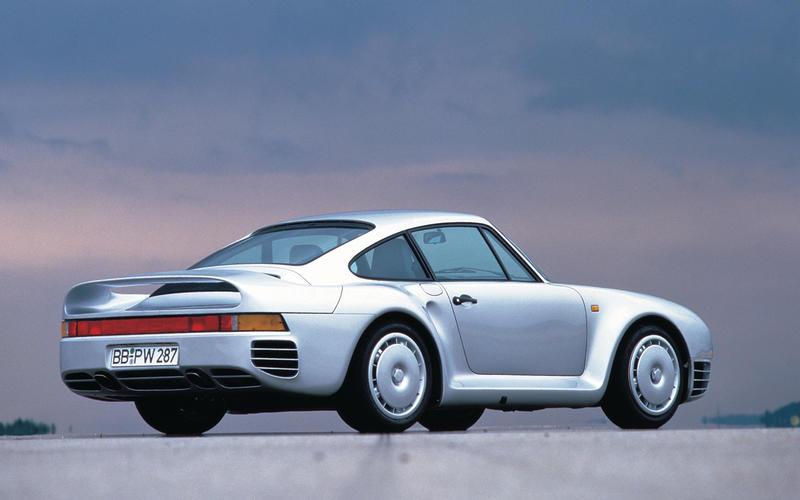 Porsche 959 (1985)