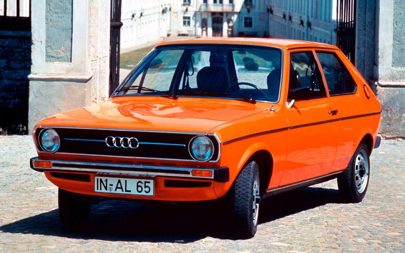 Audi 50 (1972)