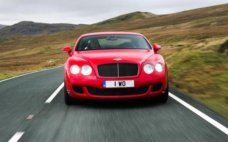 Bentley Continental GT: 2003-2011
