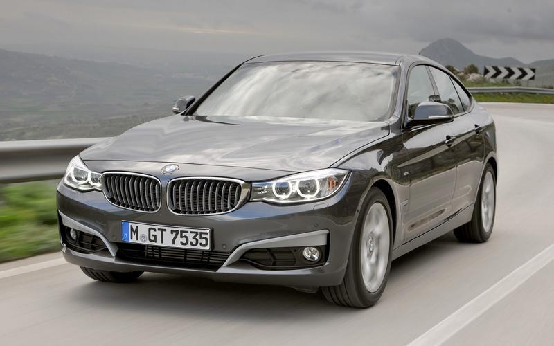 BMW 3 Series Gran Turismo (2013)