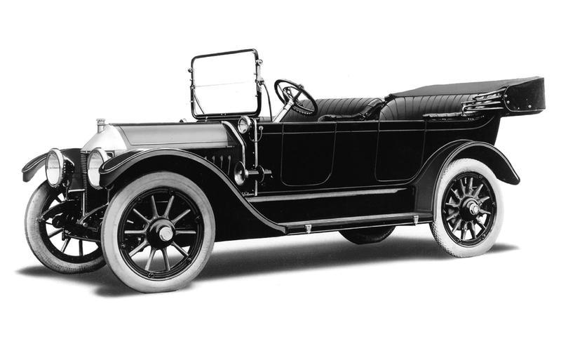 Chevrolet: Type C/Classic Six (1913)