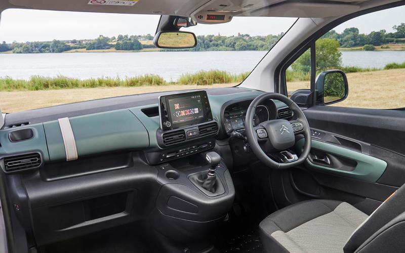 Britain's Best Large Car 2020: Citroen Berlingo