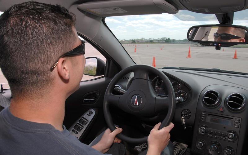 Take a driving lesson