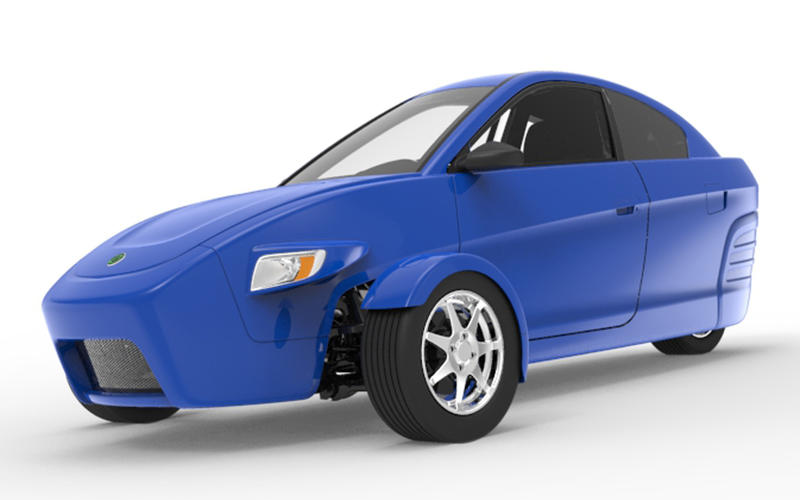Elio Motors (2014)