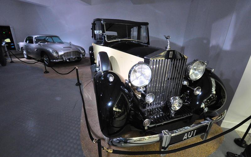 Rolls-Royce Phantom III (Goldfinger, 1964)