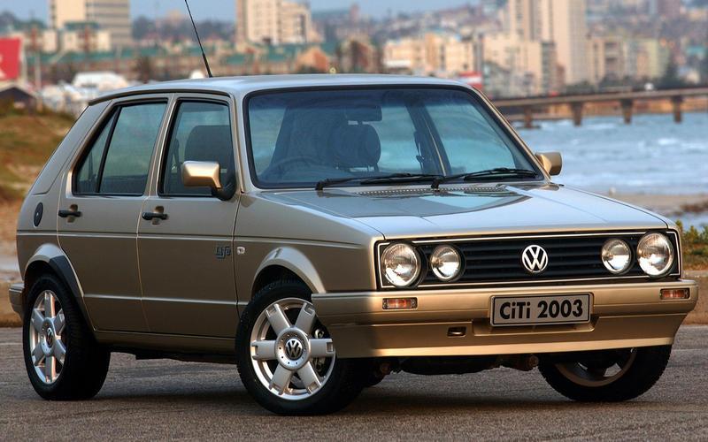 Volkswagen Golf (MK1, 1974-2009) – 35 YEARS