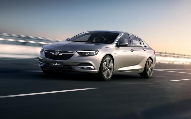 Holden Commodore (fifth generation, 2018)