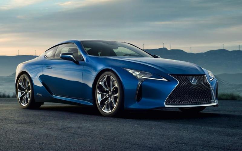 13: Lexus – 6 recalls affecting 8 models