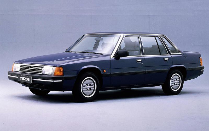 Mazda Luce HB (1981)