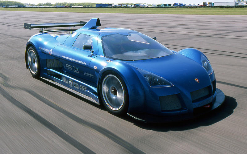 Gumpert Apollo (2005)