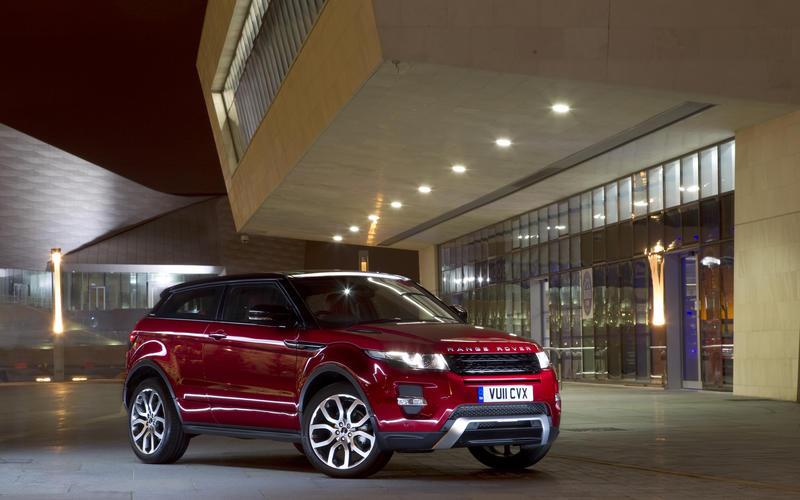 82. 2011 Range Rover Evoque
