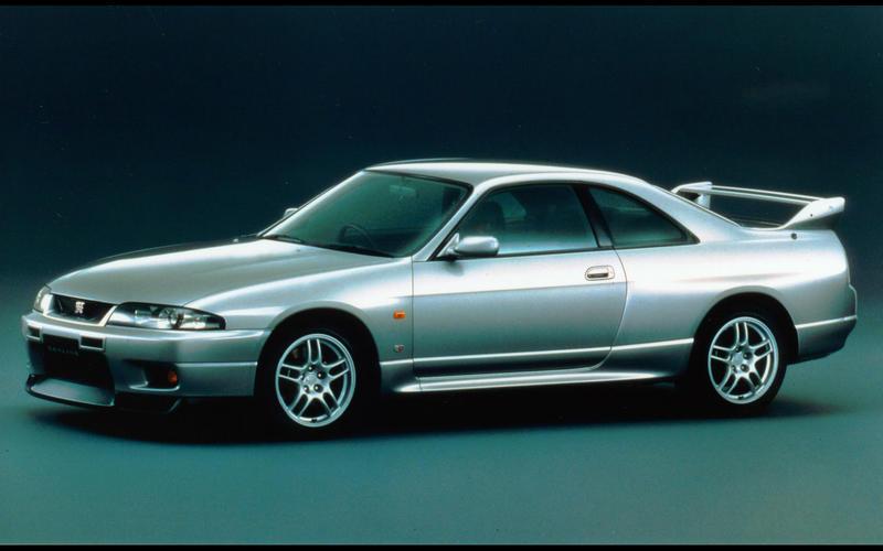 Nissan Skyline GT-R R33 (1995)