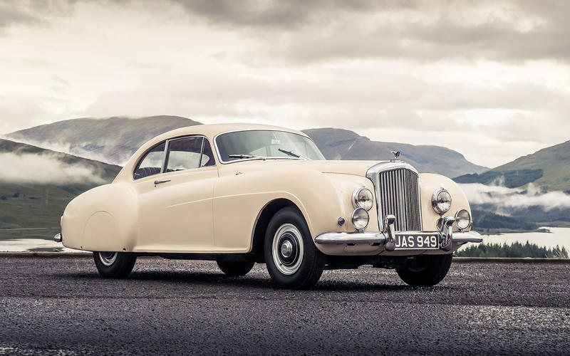 Bentley R-Type Continental (1952)