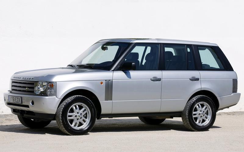 Range Rover L322 (2002)