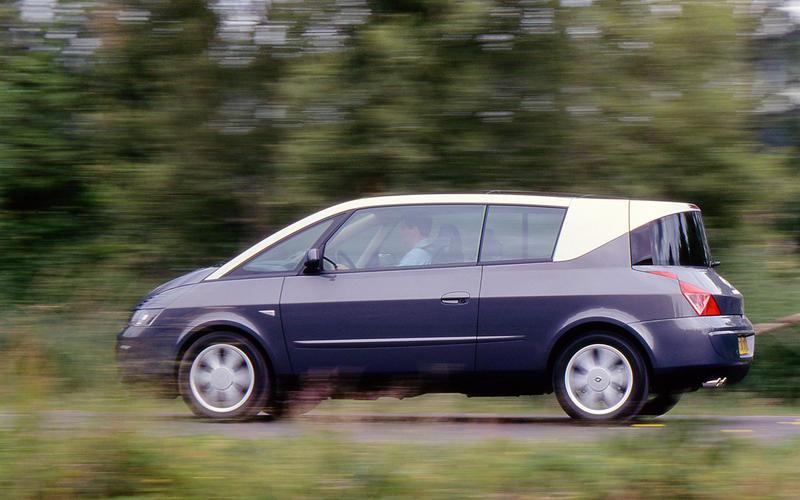 Renault Avantime (2001-2003)