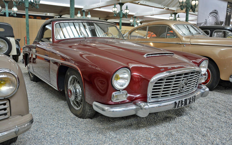 Grégoire Sport (1955)